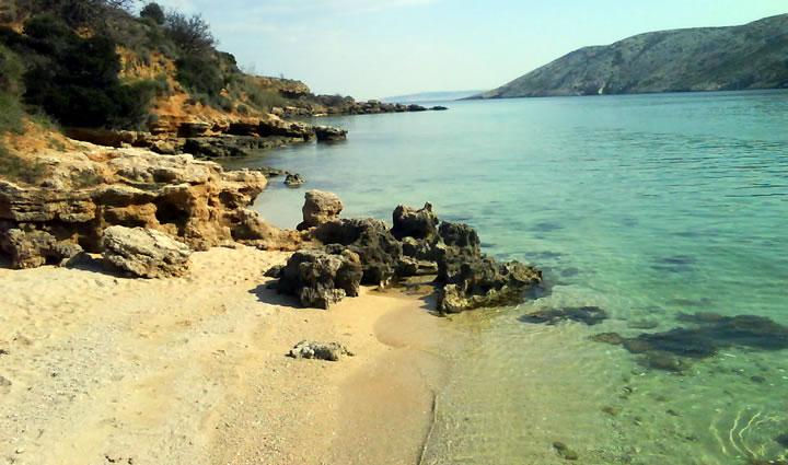 Isola di rab quarnero croazia pensione appartamenti e for Croazia camere